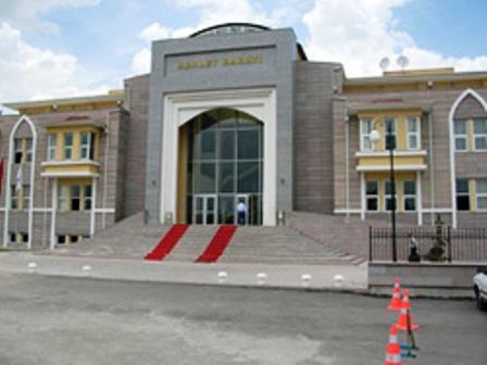 Çubuk Adliye Sarayının Açılışını M.Ali Şahin yapacak