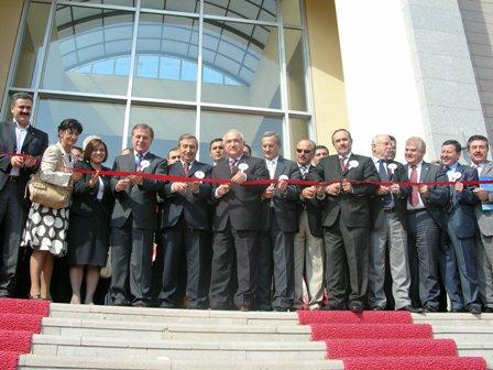 Çubuk Adalet Sarayı açıldı
