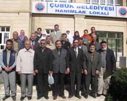Belediye Şehit Mezarlarını Düzenliyor
