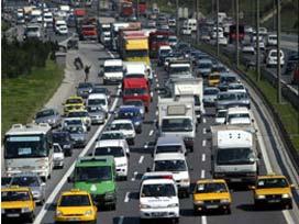 Ankarada bazı yollar kapalı