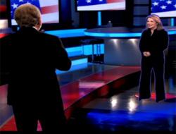 CNN muhabirini ışınladı
