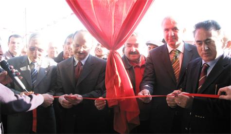 Çubuk Demirci Köyü Cem Evi Açılışı Yapıldı