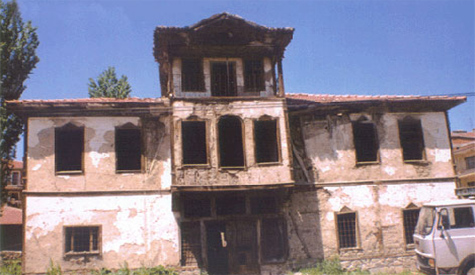 Çubukta tarihi ev ve konaklar korunacak