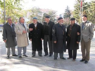 Çubuklu Emekliler Başkanını Seçti