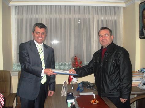 Nurettin Karabal Aday adaylığı başvurusunu yaptı