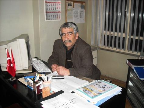 Ali Tanyeri MHPden İl Encümen Aday Adayı