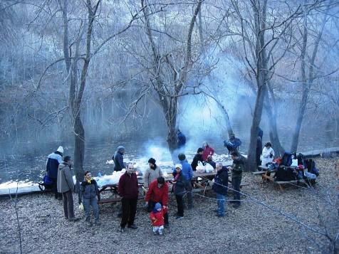Karagölde Bayram tatili