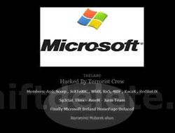 Türkler Microsoftu hackledi!