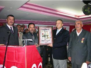 MHP istişare toplantısı yapıldı