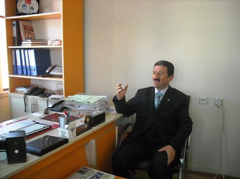 Türkiyede Erdoğan,Çubukta Tandoğan