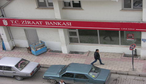 Çubukta Banka Soygunu
