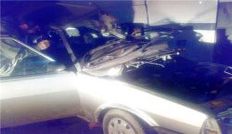 Çubukta feci kaza: 7 yaralı