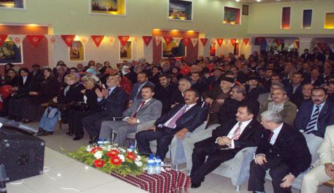 BBP İlçe Kongresi Yapıldı
