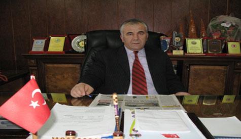 Yeni Belediye Başkan Halil Soba