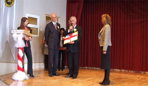 Yukarı Çavundura Beyaz Bayrak Ödülü