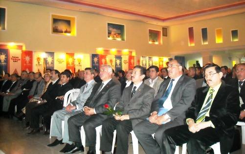 Aday adayları projelerle yarıştı