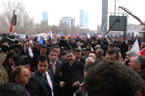 Ankaranın ilçe adayları da açıklandı