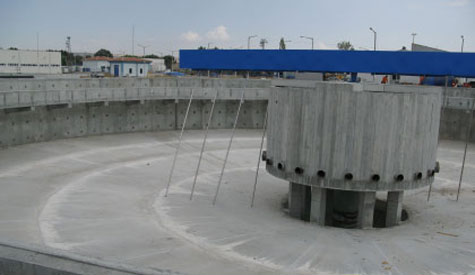 ASKİ'den bölgesel atıksu arıtma tesisi
