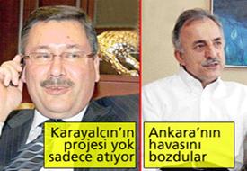 İşte Ankaradaki son anket!