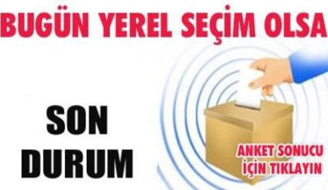 Ankarada açıklanan SON ANKET