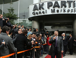 AKP İlçe Teşkilatı Kadrosu