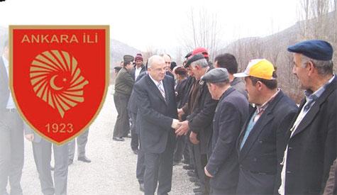 Ankara Valisi Çubuka Geliyor