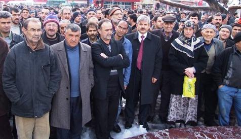 Dr.Mustafa Özden Basın açıklaması yaptı
