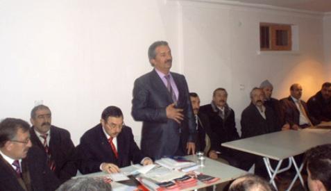 BBP Meclis Üyelerini tanıttı