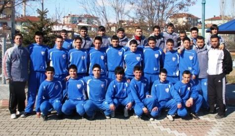 Çubuk gençlikspor - DLH Spor 2-1