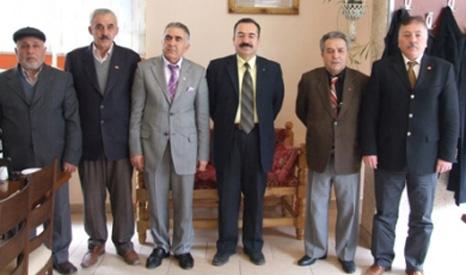 Siyasi Parti İilçe Başkanları Bir Araya Geldi