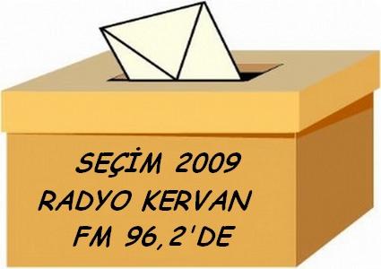"""""""Seçim 2009""""Muhtarlar Kendini Tanıtıyor."""