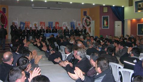 Ak Parti Belediye Meclis Üyelerinden Kandil Programı