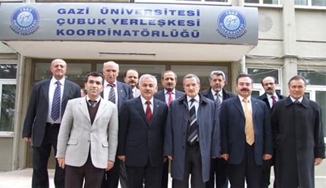 Bakan Yazıcıoğlu : Çubuk Eğitim Kenti Olacak