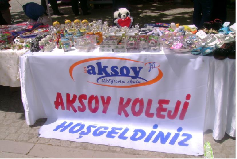 Aksoy Kolejinden Kermes
