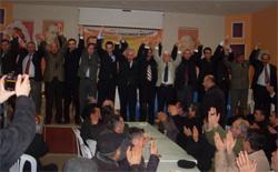 Ak Parti Meclis Üyelerini Tanıttı