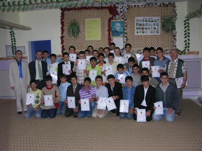 Gökçedere Kuran Kursunda Diploma Töreni...!