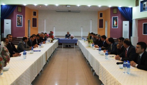 Belediye Meclisi İlk Toplantısını Yaptı