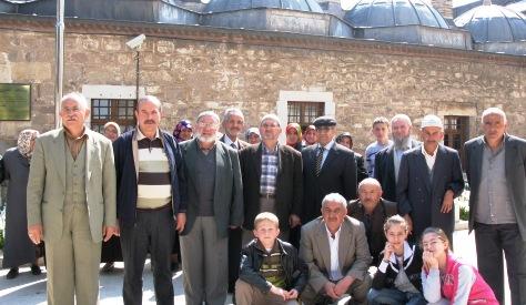 Çubuklu Emeklilerden Konya Ziyareti