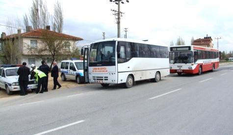 Ayakta Yolcu Taşıyan Otobüslere Ceza Yağdı