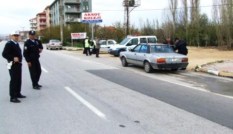 Çubukta 2009 Yılı Trafik Bilançosu