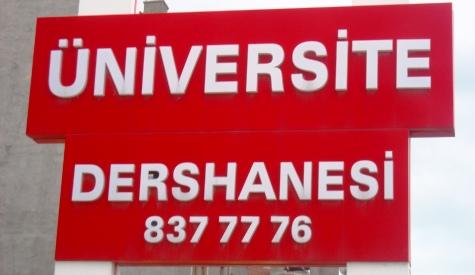 Üniversite Dersanesinden Ödüllü SBS