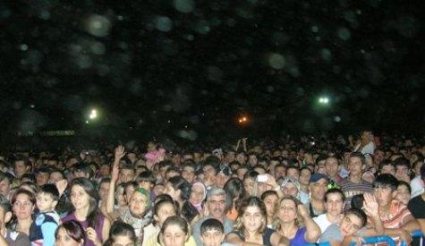 Belediyeden Gençlik Konseri