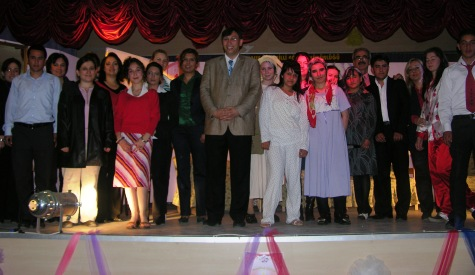 Okullar Arası Tiyatro Gösterisi Düzenlendi