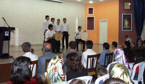 Çubuk İmam Hatip Lisesinde Mezuniyet Töreni