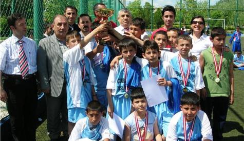 Aile Yaşamdan Futbol Turnuvası