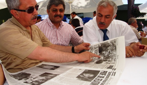 Başkan Özden Antalyada Eğitim Seminerine Katıldı
