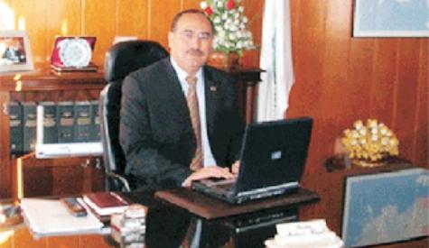 Mehmet Kuzal Başkan yardımcılığına atandı