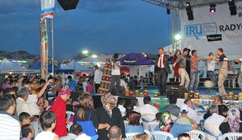 Ankara Festivalinde Çubuk Gecesi