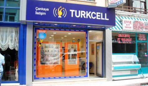Çubukta Turkcell Mavi Nokta Açıldı