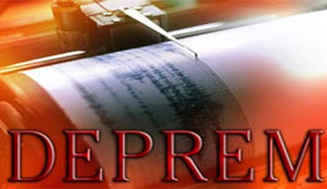 Çubuk'ta 4.9 şiddetinde deprem meydana geldi